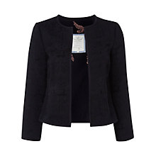 Buy White Stuff Lotus Jacket, Squid Ink Online at johnlewis.com