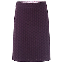 Buy White Stuff Daisy Chain Skirt, Purple Online at johnlewis.com