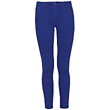 Buy French Connection Coloured Denim Skinny Capri Jeans Online at johnlewis.com