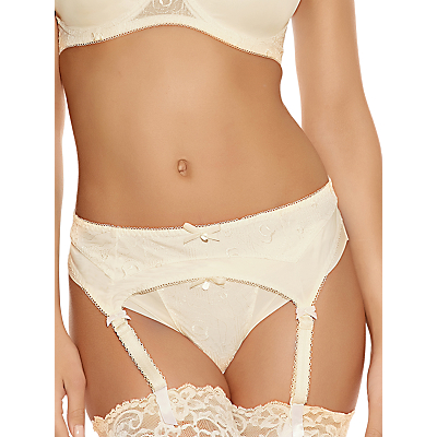 Freya Deco Darling Suspender, Ivory