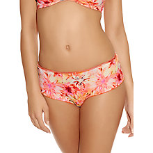 Buy Freya Firecracker Short Briefs, Sunset Oasis Online at johnlewis.com