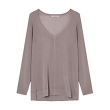 Buy Gerard Darel Aquarelle Jumper, Beige Online at johnlewis.com