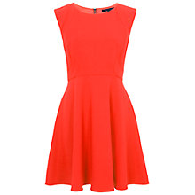 Buy French Connection Whisper Light Flared Dress Online at johnlewis.com