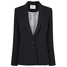 Buy L.K. Bennett Sophia Blazer, Dark Navy Online at johnlewis.com