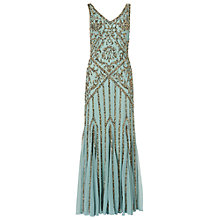 Buy Phase Eight Collection 8 Benissa Embellished Dress, Mint Online at johnlewis.com