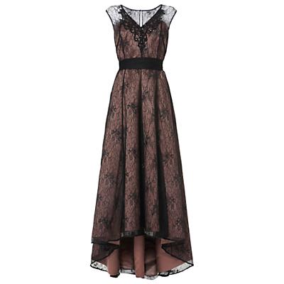 Phase Eight Collection 8 Avalia Lace Dress BlackPink £280.00 AT vintagedancer.com