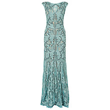 Buy Phase Eight Collection 8 Paige Tapework Dress, Sky Online at johnlewis.com
