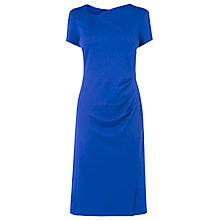 Buy L.K. Bennett Poco Ponte Roma Dress, Cyan Online at johnlewis.com