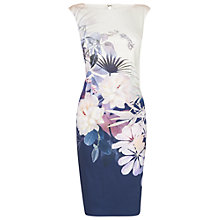 Buy Phase Eight Palm Bay Dress, Multi Online at johnlewis.com