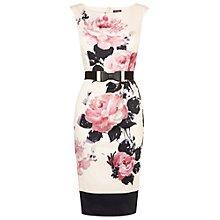 Buy Phase Eight Carrera Rose Dress, Multi Online at johnlewis.com
