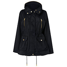 Buy Phase Eight Evelina Jacket, Navy Online at johnlewis.com