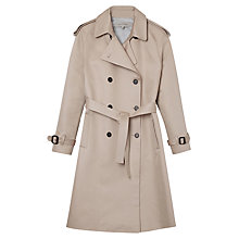 Buy Gerard Darel Archibald Coat, Beige Online at johnlewis.com
