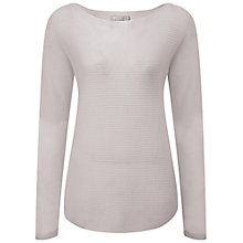 Buy Pure Collection Gassato Cashmere Textured Sweater Online at johnlewis.com