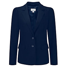 Buy Pure Collection Cotton Linen Blazer Online at johnlewis.com