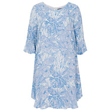 Buy French Connection Flight Of Fancy Dress, Tampa Bay Multi Online at johnlewis.com
