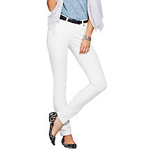 Buy Pure Collection Slim Leg Jeans Online at johnlewis.com
