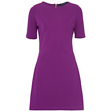 Buy French Connection Marie Stretch Dress, South Beach Online at johnlewis.com