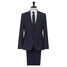 Buy Reiss Sparth Two Piece Mohair Suit, Navy Online at johnlewis.com