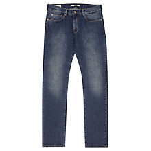 Buy Reiss Memphis Slim Fit Jeans, Blue Online at johnlewis.com