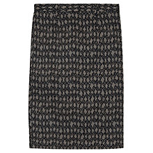 Buy Gerard Darel Alysson Skirt, Black Online at johnlewis.com