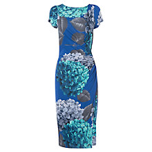 Buy Phase Eight Hana Dress, Blue Online at johnlewis.com