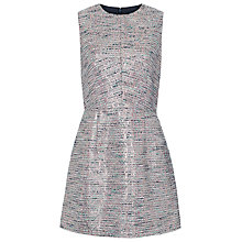 Buy French Connection Sunlight Dress, Blue Combo Online at johnlewis.com
