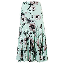 Buy Chesca Opal Poppy Print Skirt, Opal Online at johnlewis.com