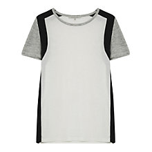 Buy Gerard Darel Arizona Top, Grey Online at johnlewis.com