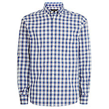 Buy Jaeger Weekend Check Shirt Online at johnlewis.com