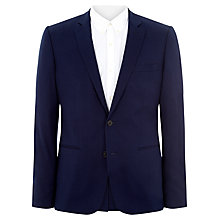 Buy Jaeger Cotton Canvas Slim Jacket Online at johnlewis.com