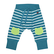 Buy Polarn O. Pyret Colourful Striped Newborn Baby Trousers Online at johnlewis.com