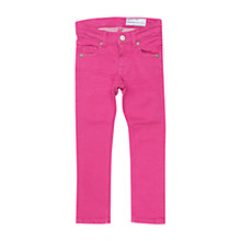 Buy Polarn O. Pyret Children's Coloured Denim Jeans Online at johnlewis.com