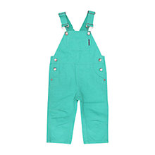 Buy Polarn O. Pyret Baby Dungarees Online at johnlewis.com