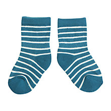 Buy Polarn O. Pyret Colourful Baby Socks Online at johnlewis.com