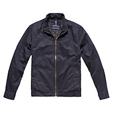 Buy Tommy Hilfiger Padded Adel Bomber Jacket, Midnight Online at johnlewis.com