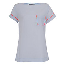Buy French Connection Polly Piping T-Shirt Online at johnlewis.com