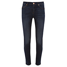 Buy Mint Velvet Austin Indigo Skinny Jeans, Blue Online at johnlewis.com