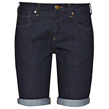 Buy French Connection Comfort Stretch Shorts, Rinse Wash Online at johnlewis.com
