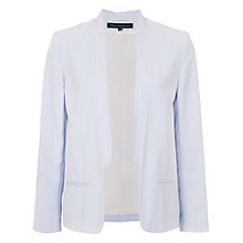 Buy French Connection Sorbet Suit Jacket, Crystal Clear Online at johnlewis.com