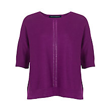Buy French Connection Rita Knit Cotton Jumper Online at johnlewis.com