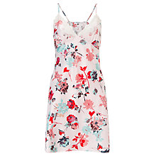 Buy John Lewis Wild Floral Chemise, Multi Online at johnlewis.com