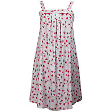 Buy Cyberjammies Flora Print Chemise, Pink Online at johnlewis.com