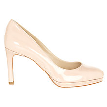 Buy Hobbs Juliet Patent Court Shoes Online at johnlewis.com
