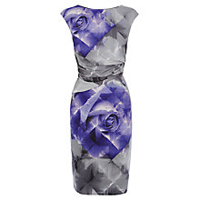 Buy Coast Petite Harmony Dress, Multi Online at johnlewis.com