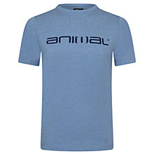 Buy Animal Boys' Freewheel Script T-Shirt Online at johnlewis.com
