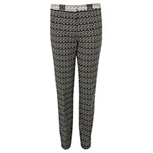 Buy Coast Venice Trousers, Mono Online at johnlewis.com
