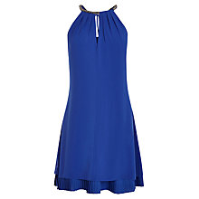 Buy Coast Cherry Lee Dress, Cobalt Blue Online at johnlewis.com