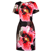 Buy Coast Carletta Print Dress, Multi Online at johnlewis.com