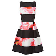 Buy Coast Millana Flared Dress, Multi Online at johnlewis.com