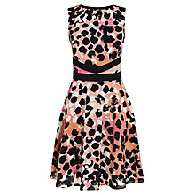 Buy Coast Rowena Print Dress, Multi Online at johnlewis.com